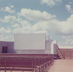 Camp Theatre, Kanchanaburi  1968-69