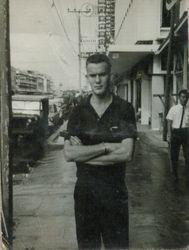 Me in Bangkok 1965