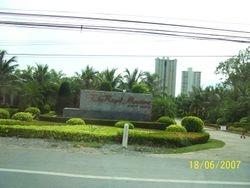 Hotel at Pattaya
