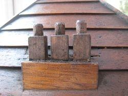 Details of chimneys