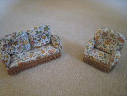 Another sofa and chair