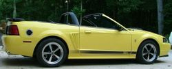 03 GT Conv. Mach 1 Conversion