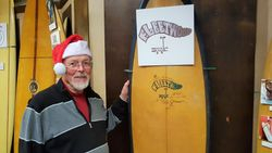"Jake ""Santa Surfer"""