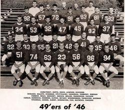 1946 San Francisco 49ers