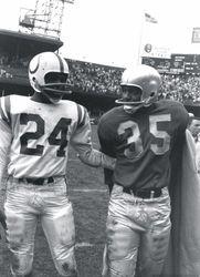 Lenny Moore & John Henry Johnson
