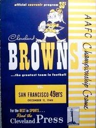 1949 AAFC Championship