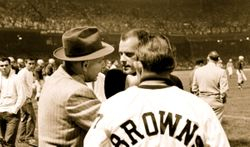 Paul Brown discusses strategy