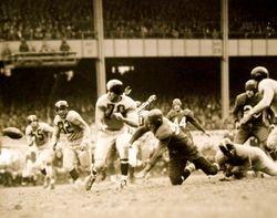 AAFC Action 1946