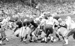 Fumble! Browns vs. Cards circa 1960