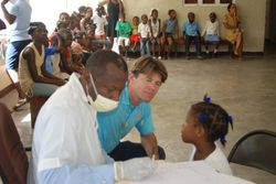 AidWEST at Dental Clinic