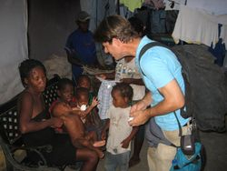 AidWEST at IDP Camp