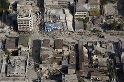 Port au Prince Post Earthquake