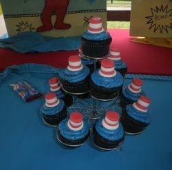 Matching Hat cupcakes(oreo)
