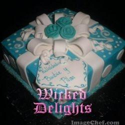 Tiffany Blue Gift Box
