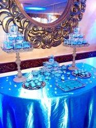 Mini Dessert Station Set up