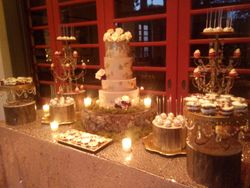 Cupcakes, parfaits & cake pops
