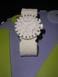 MK watch replica (close up)