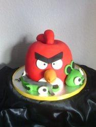 Angry Birds 3D Replica
