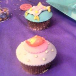 Aladdin Themed Cupcakes