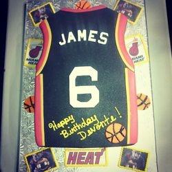 Lebron James Heat jersey Replica