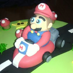 Mario Kart (sugar character)