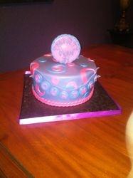 Thirty Fun Cake