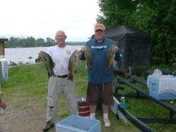 Brian and Steve O trash bass