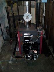 Crown Steam Boiler