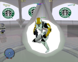{TcF} StarBucks on Kamino