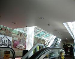 Social Hall Museum LED lighting upgrade