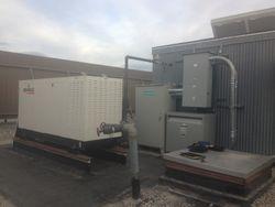 Edgewater South Building Generator