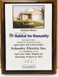 Habitat House Contributor