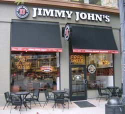Jimmy John's Broadway SLC