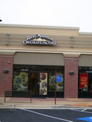 Rocky Mountain Chocolate The District