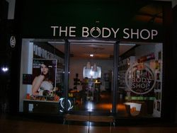 The Body Shop Fashion Place Mall