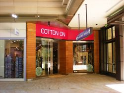 Cotton On City Creek