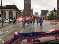 Veterans Day Parade 2017, Milwaukee