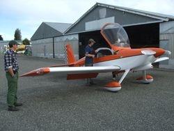 Michael Lawton's Rv-7