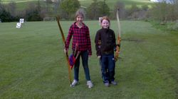 Two new bows & old archers !!