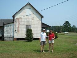 Side of Ruby Gibbs Deal House 2007