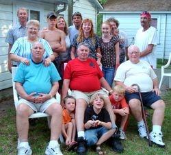 Family Reunion at Nagshead 200
