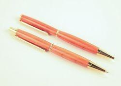 7 mm style cherry pen/pencil set