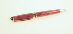 Euro style Walnut ball point pen