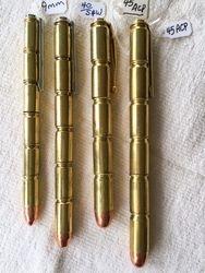 Pistol Shell pens