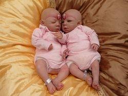 Zakyra and Zarliah (twins)