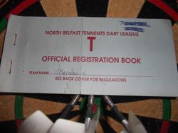 The Old NBDL Registration Books