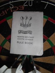 The Old NBDL Rule Book