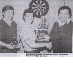 Joe Lee 1984 Individual Champion