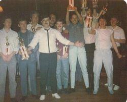 Shamrock Celtic 1979