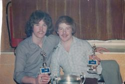 Brian George & Jim Flanagan